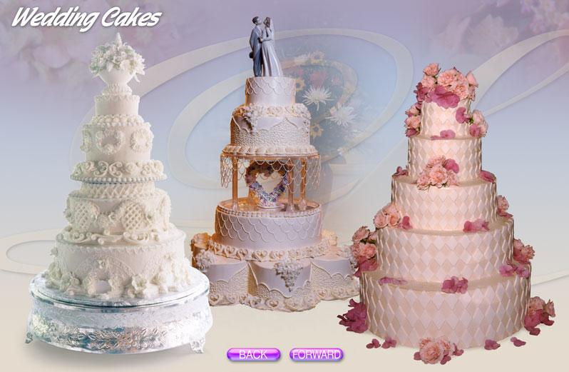 Wedding Cakes Cleveland Ohio